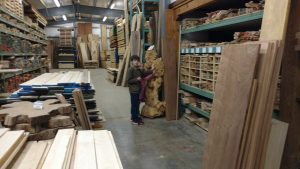 Halifax Specialty Hardwoods