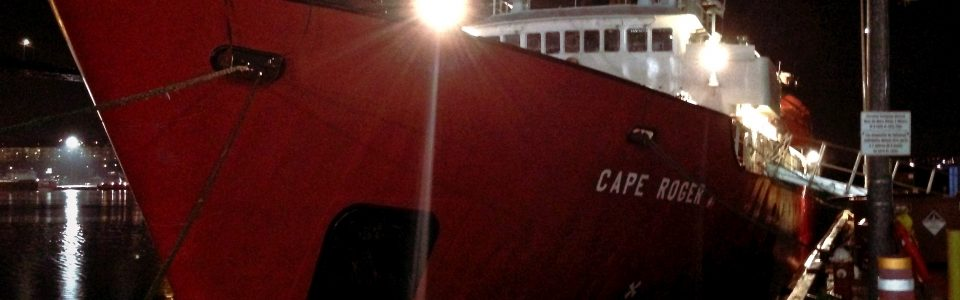 Tour of the CCGS Cape Roger (including workshop)